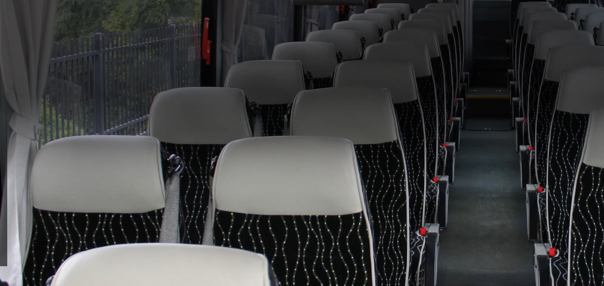 Bus Inside seats